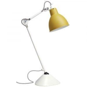 Lampe Gras 205 Pöytävalaisin Valkoinen / Keltainen
