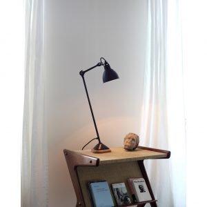 Lampe Gras 206 Pöytävalaisin Musta