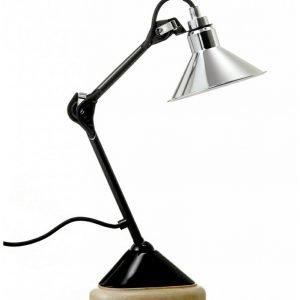 Lampe Gras 207 Pöytävalaisin Musta / Kromi