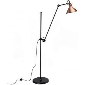 Lampe Gras 215 Lattiavalaisin Musta / Kupari / Valkoinen