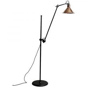 Lampe Gras 215 Lattiavalaisin Musta / Raaka Kupari