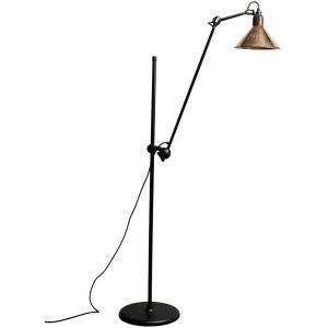Lampe Gras 215 Lattiavalaisin Musta / Raaka Kupari / Valkoinen
