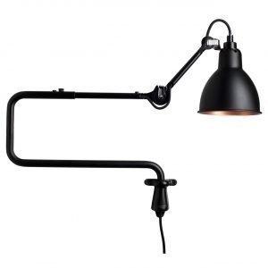 Lampe Gras 303 Seinävalaisin Musta / Musta / Kupari