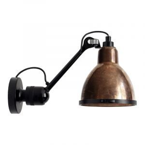 Lampe Gras 304 Xl Outdoor Seaside Seinävalaisin Kupari