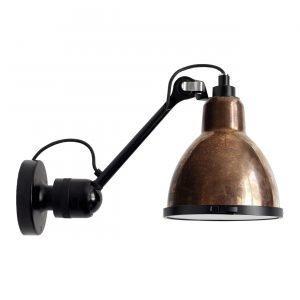 Lampe Gras 304 Xl Outdoor Seaside Seinävalaisin Kupari / Valkoinen
