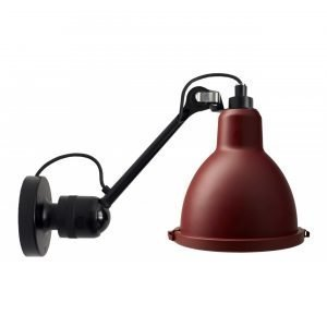 Lampe Gras 304 Xl Outdoor Seaside Seinävalaisin Punainen
