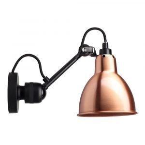 Lampe Gras 304ca Seinävalaisin Musta / Kupari / Valkoinen