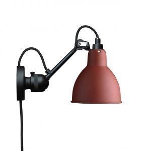 Lampe Gras 304ca Seinävalaisin Punainen