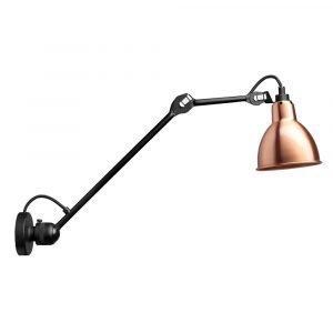 Lampe Gras 304l40 Seinävalaisin Musta / Kupari / Valkoinen
