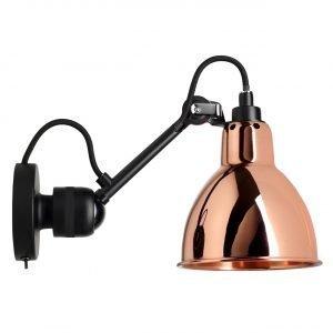 Lampe Gras 304sw Seinävalaisin Musta / Kupari