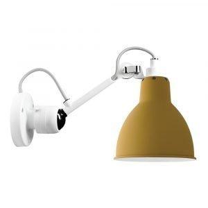 Lampe Gras 304sw Seinävalaisin Valkoinen / Keltainen
