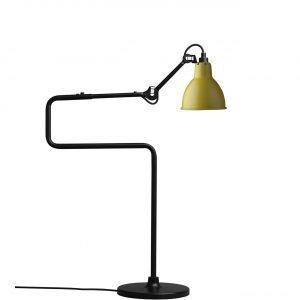 Lampe Gras 317 Pöytävalaisin Keltainen