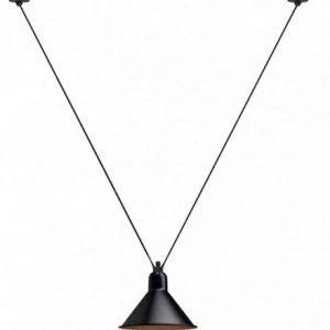 Lampe Gras 323 L Riippuvalaisin Kartio Musta / Kupari