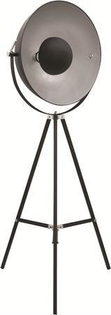 Lattiavalaisin Dome Ø 530x1570 mm musta