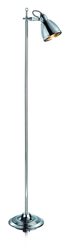 Lattiavalaisin Fjällbacka 350x220x1300 mm kromi