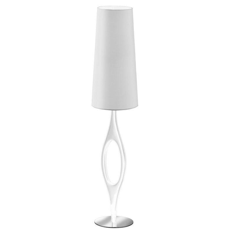 Lattiavalaisin Florence Ø 300x1420 mm valkoinen