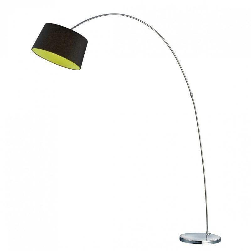Lattiavalaisin Trendy 410x1750x2000 mm musta/vihreä
