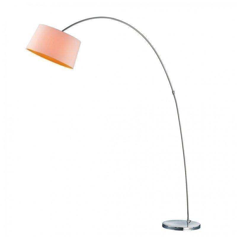 Lattiavalaisin Trendy 410x1750x2000 mm valkoinen/oranssi