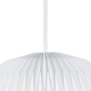 Le Klint Kiinnitin Riippuvalaisimeen Tekstiilijohto 3 M Valkoinen E27