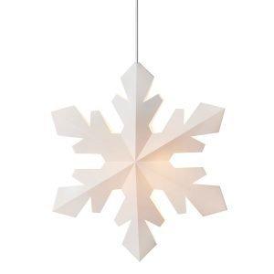 Le Klint Snowflake Kattovalaisin M Valkoinen Ø43 Cm