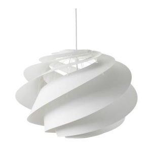 Le Klint Swirl 1 medium valaisin valkoinen