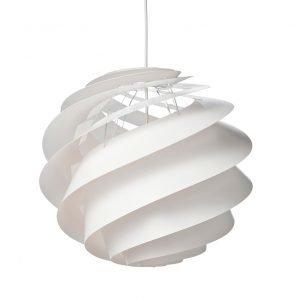 Le Klint Swirl 3 Kattovalaisin Medium Valkoinen