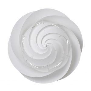 Le Klint Swirl Katto / Seinävalaisin Iso Valkoinen