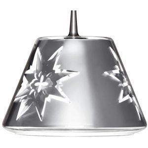 Le Klint Undercover Sisävarjostin Silver Star Large