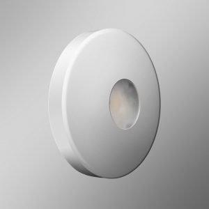 Led-kalustevalaisimet TRIO 3 kpl 50 mm 250 lm IP20 valkoinen Enerlight
