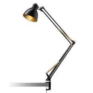 Light-Point Archi T2 Pöytävalaisin Musta / Kulta