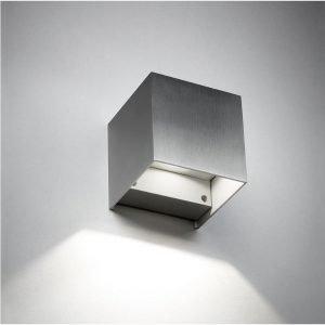 Light-Point Box Mini Down Seinävalaisin Alu