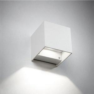 Light-Point Box Mini Down Seinävalaisin Valkoinen