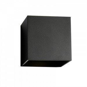 Light-Point Box Xl Seinävalaisin Musta