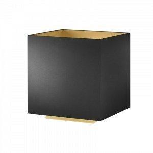 Light-Point Cozy Square Pöytävalaisin Musta / Kulta
