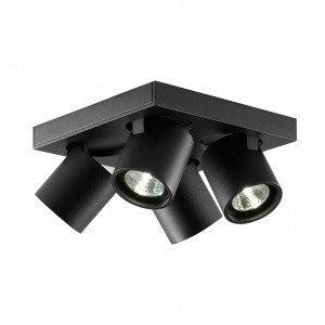 Light-Point Focus+ 4 Kattovalaisin Musta