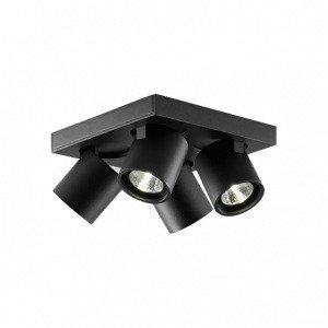 Light-Point Focus Mini 4 Kattovalaisin Musta
