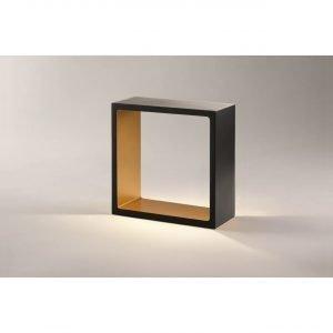 Light-Point Fusion Led Pöytävalaisin Musta / Kulta