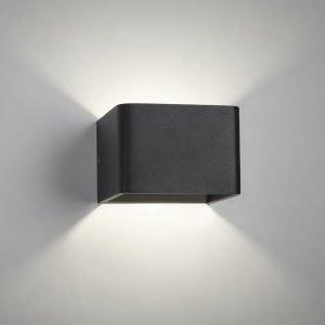 Light-Point Mood 1 Led Seinävalaisin Musta