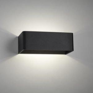 Light-Point Mood 2 Led Seinävalaisin Musta