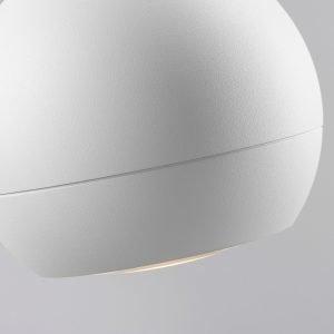 Light-Point Spy S3 Led Riippuvalaisin Valkoinen Ø13cm