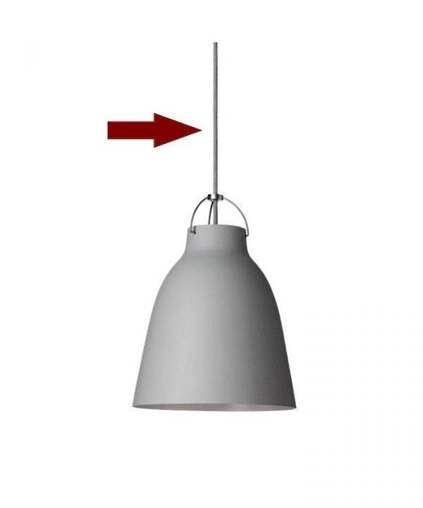 Lightyears Johto Caravaggio 6m Harmaa 25