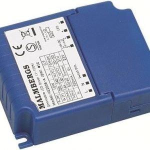 Liitäntälaite LED-Multidriver MB 70x53x22 mm 8W 23V 350mA himmennettävä