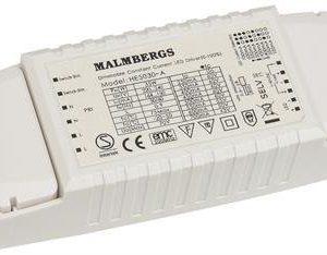 Liitäntälaite LED-Multikonvertteri MB 103x67x25 mm 1x25W 60V 350mA/700mA himmennettävä