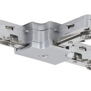 Liitin T-haara URail T-Connector 36x29 mm mattakromi