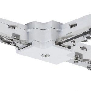 Liitin T-haara URail T-Connector 36x29 mm valkoinen