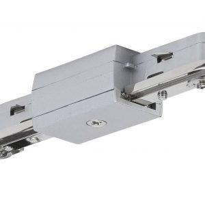 Liitin suora URail Line Connector 36 mm mattakromi