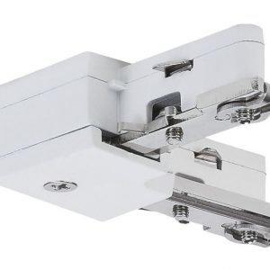 Liitin suorakulma URail L-Connector 29x29 mm valkoinen