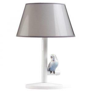 Lladro Parrot Night Right Ce Pöytävalaisin