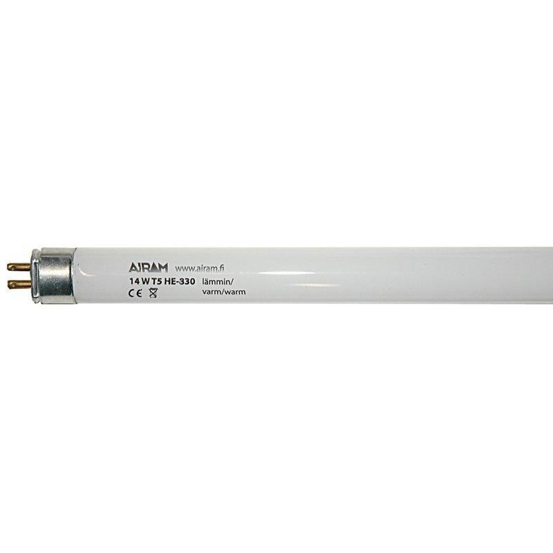 Loisteputki Airam T5 HE-830 G5 14W Ø16x549 mm 1200lm 3000K