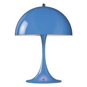 Louis Poulsen Panthella Mini Pöytävalaisin Sininen